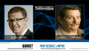 James Clarkson on the Moore Show