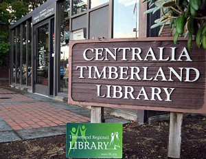 Pacific Northwest UFO event - James Clarkson at the Centralia Timberland Library